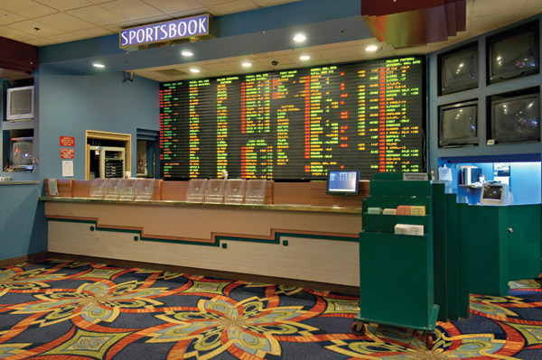 sportsbook action
