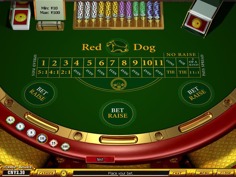 Red dog casino casino survival guide
