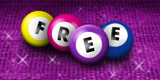 free bingo deals